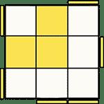 魔術方塊速解公式 OLL 48
