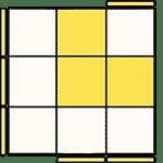 魔術方塊速解公式 OLL 49