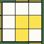 魔術方塊速解公式 OLL 50