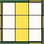 魔術方塊速解公式 OLL 52
