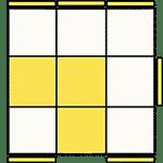 魔術方塊速解公式 OLL 53