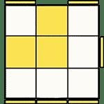 魔術方塊速解公式 OLL 54