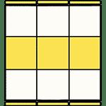 魔術方塊速解公式 OLL 55