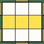 魔術方塊速解公式 OLL 56