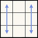 魔術方塊速解公式 PLL E-perm