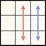 魔術方塊速解公式 PLL F-perm