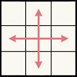 魔術方塊速解公式 PLL H-perm