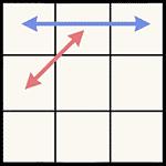 魔術方塊速解公式 PLL J(a)-perm
