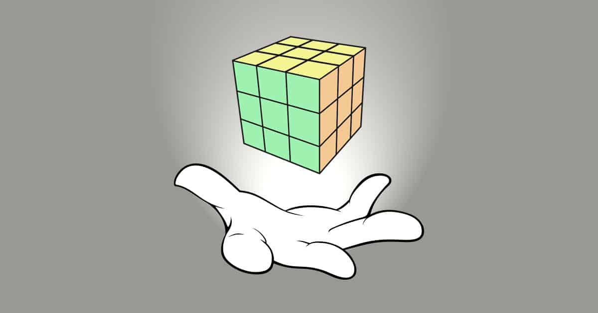 魔術方塊推廣