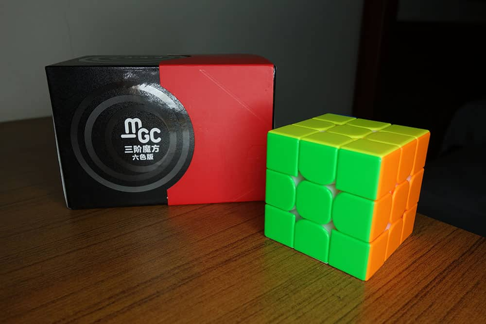 永駿 MGC 二代 M 外盒與本體