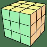 3x3魔術方塊 正方形