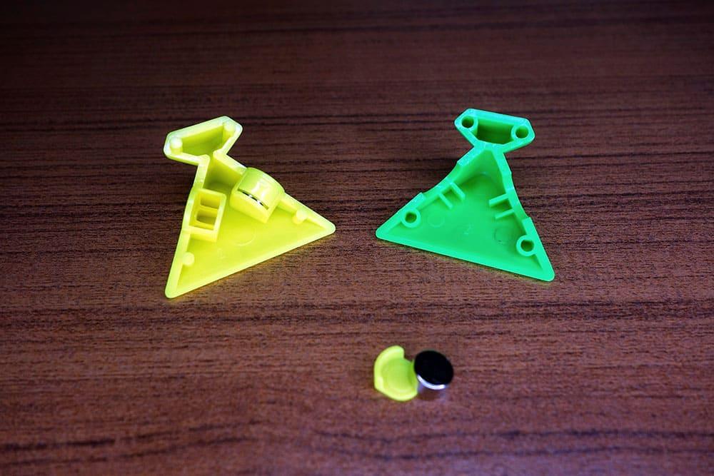 XMD 鈴 金字塔 魔術方塊評測開箱