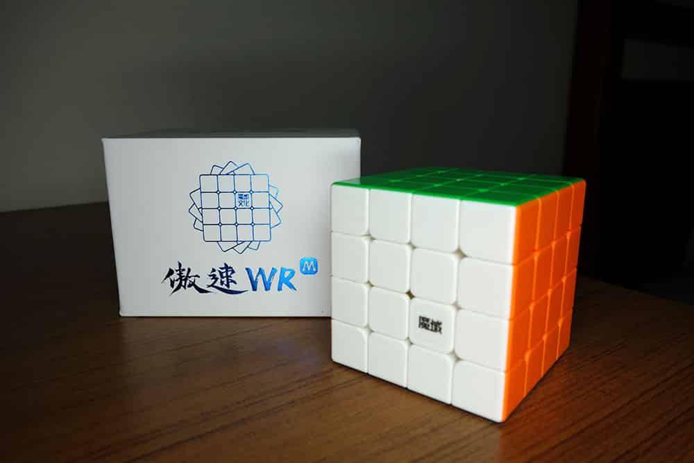 魔域 傲速WRM 魔術方塊評測開箱