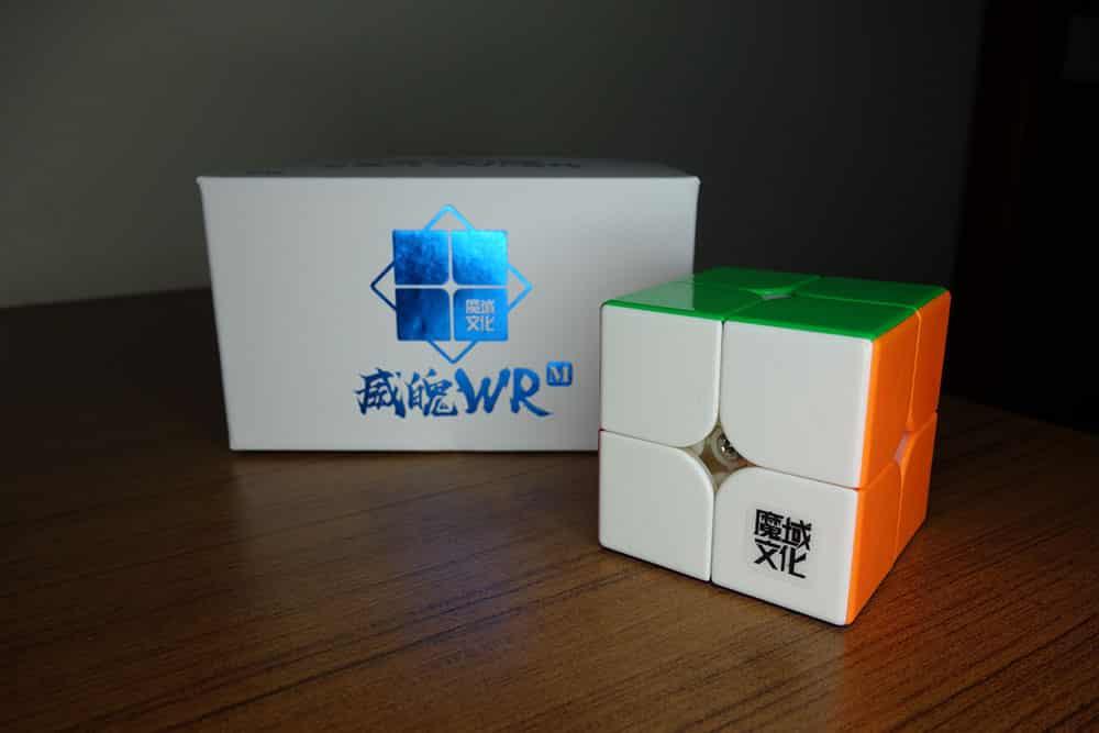 魔方格威魄WRM 魔術方塊評測開箱