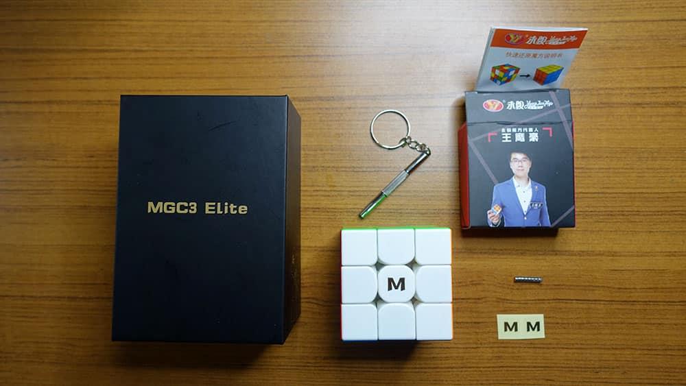 MGC Elite 魔術方塊評測開箱