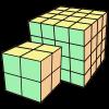 NxN魔術方塊 正方形
